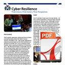 Cyber Resilience: POA Scotland, ASLEF and Usdaw